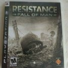 Resistance: Fall of Man (Sony PlayStation 3, 2006) PS3