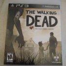 Walking Dead: The Telltale Series (Sony PlayStation 3, 2016) PS3