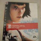 Mirror's Edge (Sony PlayStation 3, 2008) With Manual PS3 Tested