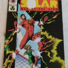Solar Man of the Atom #38 Fine Valiant Comics Chaos Effect