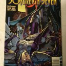 Sovereign Seven #2 VF/NM Newstand Edition DC Comics
