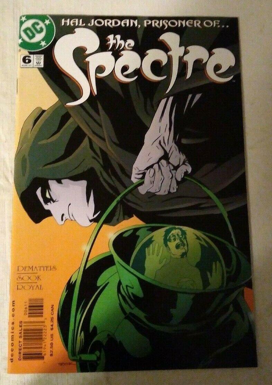 Spectre #6 VF/NM J M DeMatteis DC Comics