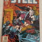 Steel #12 VF/NM DC COmics