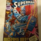 Superman The Man of Steel #22 VF/NM Reign of the Supermen DC Comics