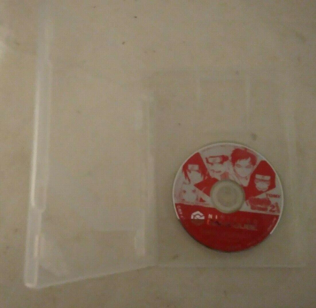 Naruto Clach of Ninja 2 (Nintendo GameCube) Disc Only Japan Import