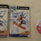 SSX 3 ( Nintendo GameCube, 2001) With Box and Manual Japan Import