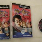 Harry Potter and the Chamber of Secrets Gamecube With Box & Manual Japan Import