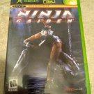 Ninja Gaiden (Microsoft Xbox Original, 2004) With Manual