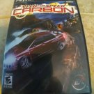 Need for Speed: Carbon (Sony PlayStation 2, 2006) With Manual PS2 Tested