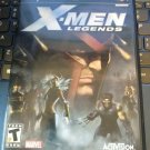 X-Men Legends (Sony PlayStation 2, 2004) With Manual PS2 Tested