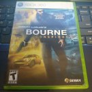 Robert Ludlum's The Bourne Conspiracy (Microsoft Xbox 360, 2008)W/ Manual Tested