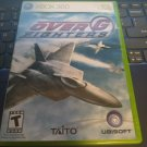 Over G: Fighters (Microsoft Xbox 360, 2006) With Manual Tested