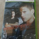 Prison Break: The Conspiracy (Microsoft Xbox 360, 2010) With Manual Tested