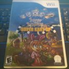 Myth Makers: Super Kart GP (Nintendo Wii, 2007) With Manual