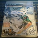 SSX (Sony PlayStation 3, 2012) Tested PS3