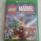 Lego: Marvel Super Heroes Microsoft Xbox One Factory Sealed Avengers Deadpool