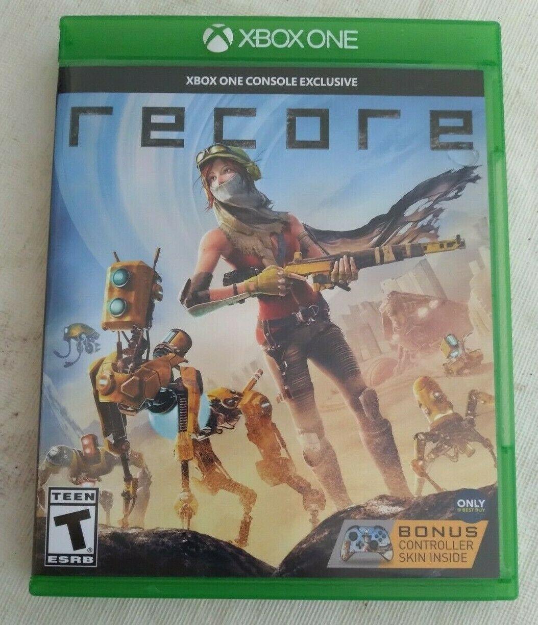 ReCore (Microsoft Xbox One, 2016)