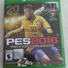 Pro Evolution Soccer 2016 (Microsoft Xbox One 2015)