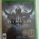 Diablo III: Reaper of Souls -- Ultimate Evil Edition (Microsoft Xbox One, 2014)