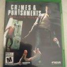 Sherlock Holmes: Crimes & Punishments (Microsoft Xbox One, 2014)