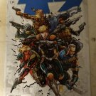 Team 7 #0 VF/NM DC Comics The New 52 Deathstroke Black Canary Amanda Waller