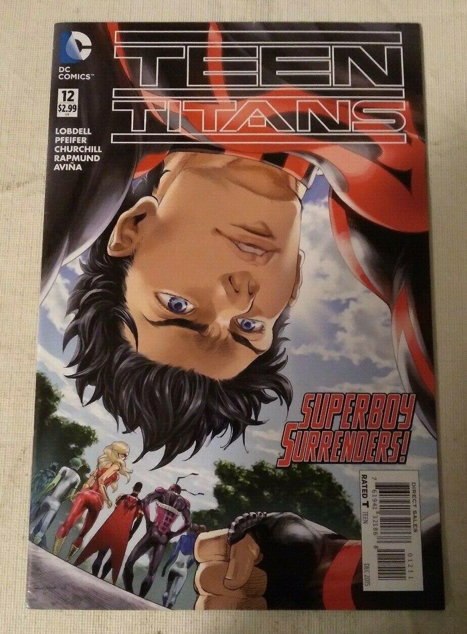 Teen Titans #12 F/VF DC Comics The New 52