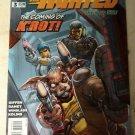 Threshold #3 VF/NM The Hunted DC Comics The New 52 Larfleeze