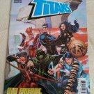Titans #8 VF/NM Dan Abnett Brett Booth Rebirth DC Comics Teen Titans