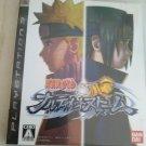 Naruto Ultimate Storm Ninja (Sony PlayStation 3) With Manual Japan Import PS3