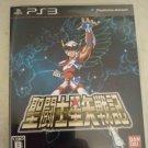 Saint Seiya Senki (Sony PlayStation 3, 2011) With Manual Japan Import PS3