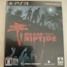 Dead Island: Riptide (Sony PlayStation 3, 2013) With Manual Japan Import PS3