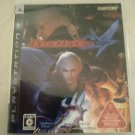 Devil May Cry 4 (Sony PlayStation 3, 2009) With Manual Japan Import PS3