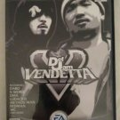 Def Jam Vendetta (Sony PlayStation 2 2003) W/Manual Tested PS2 JAPAN IMPORT READ
