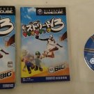 NBA Street Vol. 3 With Mario (Nintendo GameCube) with Box & Manual Japan Import