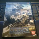 Mobile Suit Gundam: Lost War Chronicles (Sony PlayStation) JAPAN IMPORT READ PS2