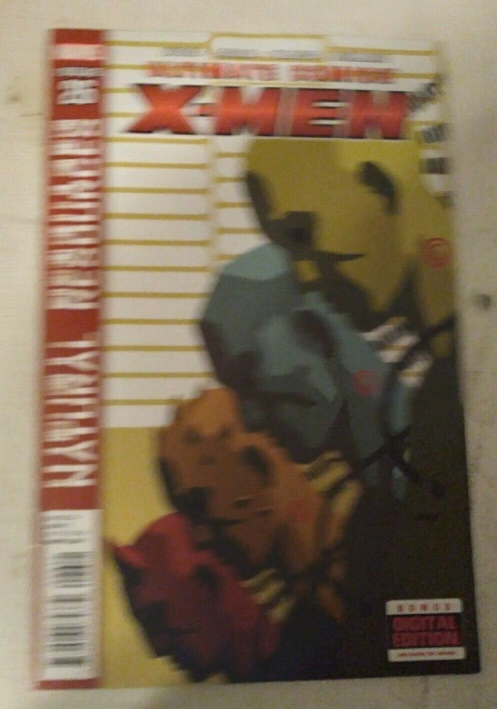 Ultimate Comics X-men #26 VF/NM Marvel Comics Xmen