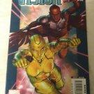 Ultimate Vision #5 Fine Mike Carey Marvel Comics