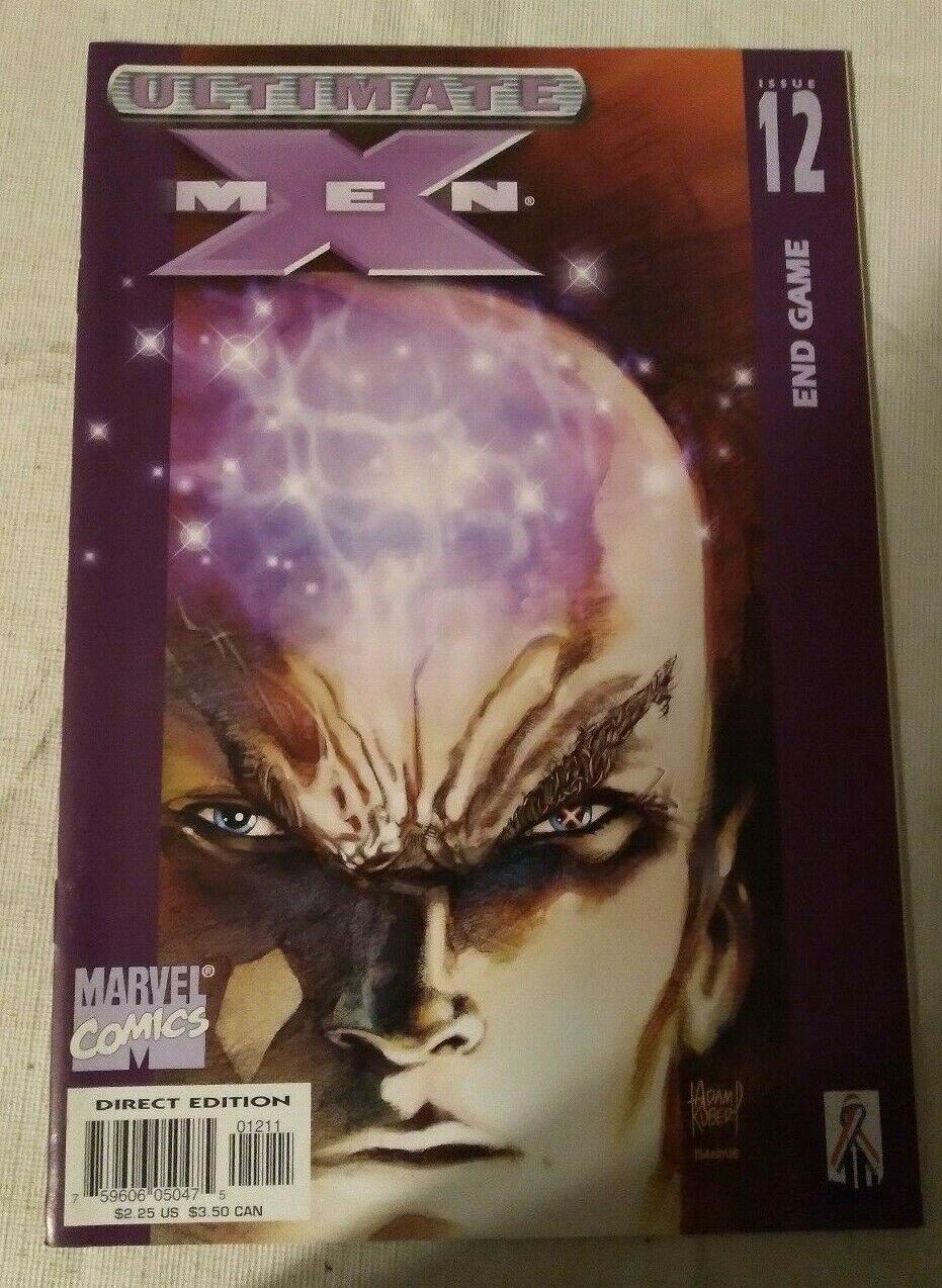 Ultimate X-men #12 VF/NM Marvel Comics Xmen