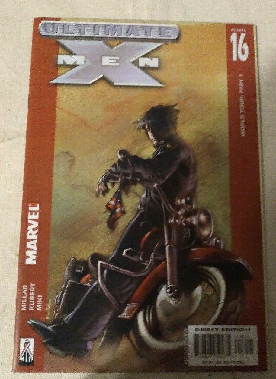 Ultimate X-men #16 VF/NM Marvel Comics Xmen