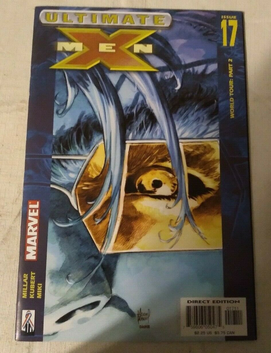 Ultimate X-men #17 VF/NM Marvel Comics Xmen