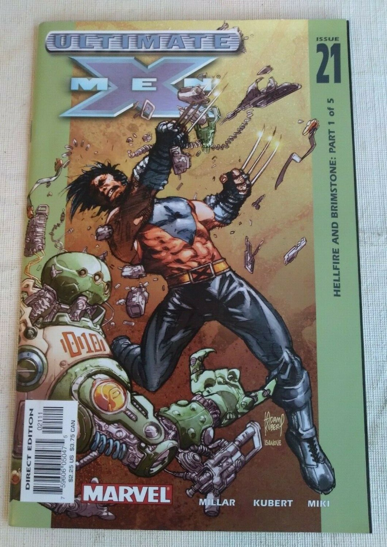 Ultimate X-men #21 VF/NM Marvel Comics Xmen