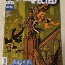 Unexpected #4 VF/NM DC Comics Huntress Hawkman