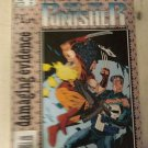 Wolverine and the Punisher Damaging Evidence #1 VG- Newstand Edition Marvel Xmen