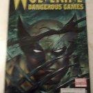 Wolverine Dangerous Games #1 VF/NM Marvel Comics Xmen