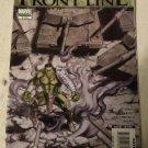 World War Hulk Front Line #3 F/VF Marvel Comics