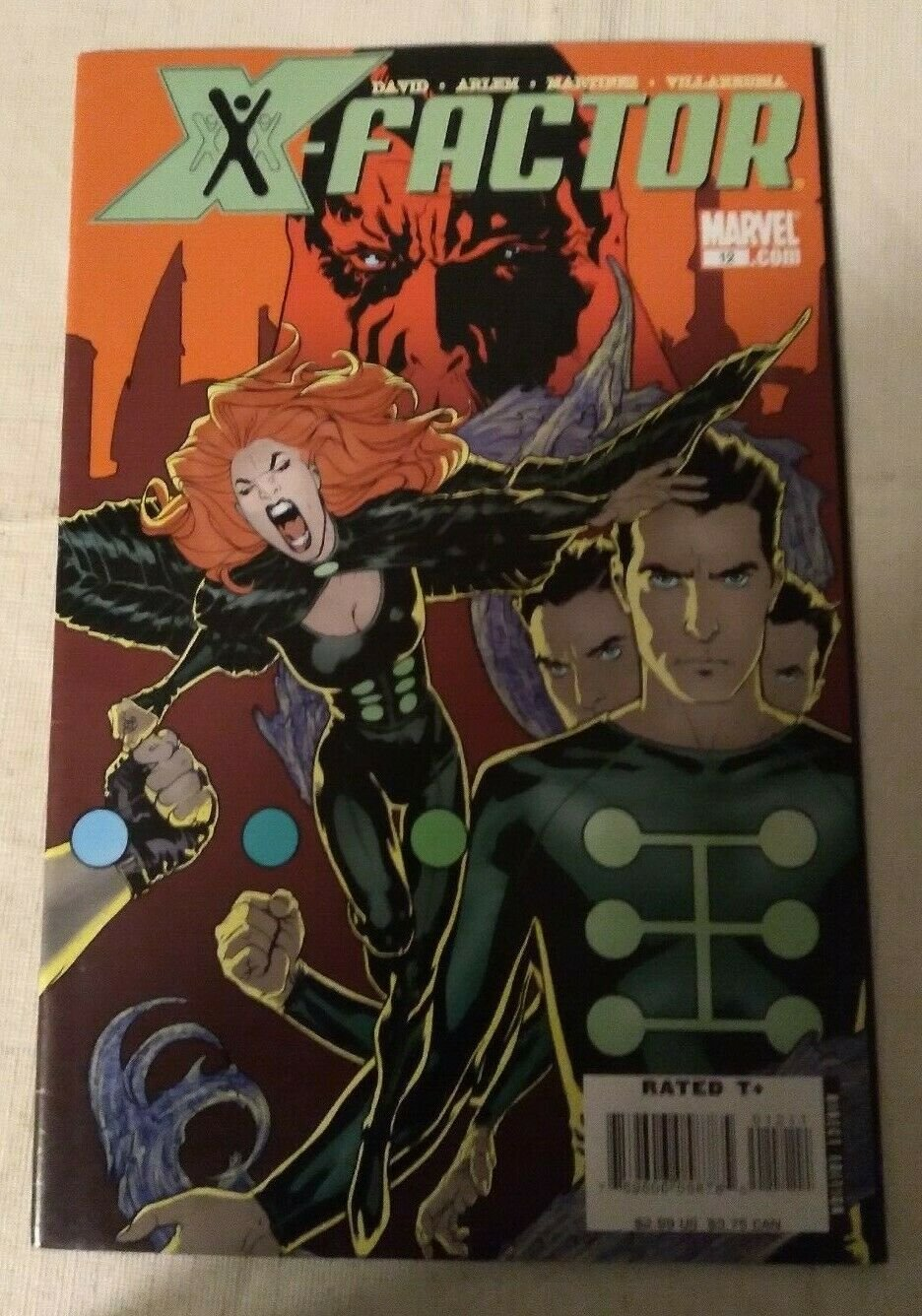 X-Factor #12 VF/NM Peter David Marvel Comics X-men Xmen