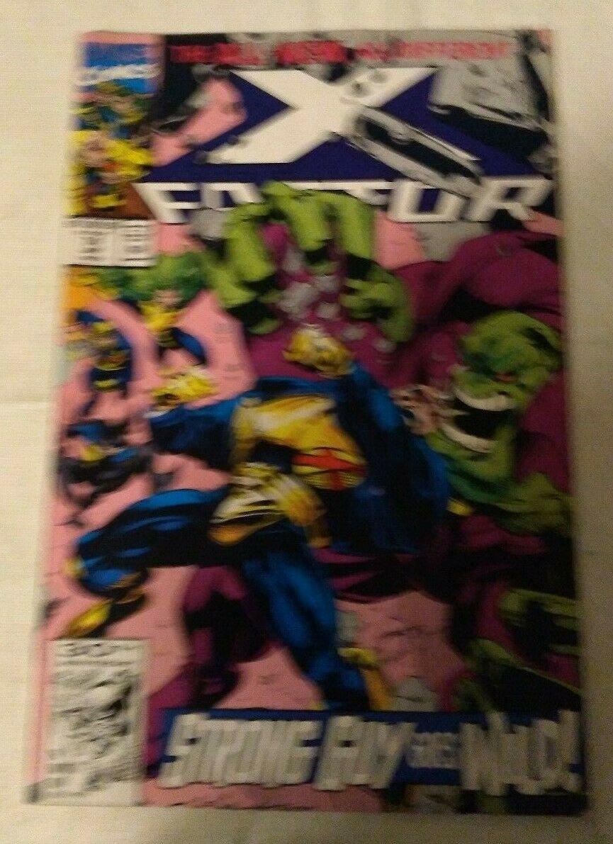 X-Factor #74 VF/NM Marvel Comics X-men Xmen