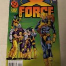 X-force #44 VF/NM Marvel Comics Cable Xforce X-men Xmen