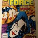 X-force #62 VF/NM Newstand Edition Marvel Comics Xforce X-men Xmen