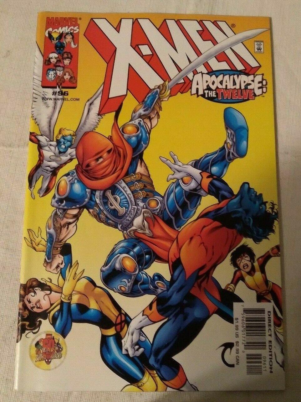 X-men #96 VF/NM Apocalypse The Twelve Marvel Comics Xmen